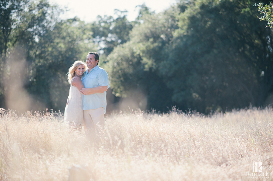 romantic engagement session at folsom lake by Teresa K photography 004