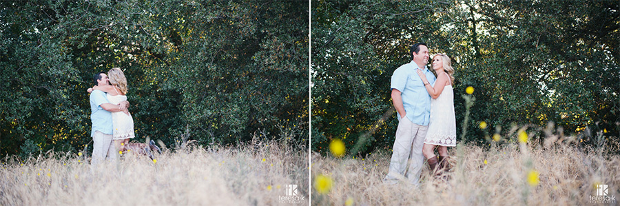 romantic engagement session at folsom lake by Teresa K photography 005