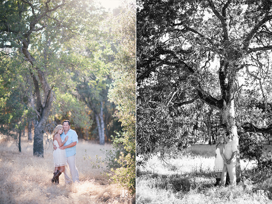 romantic engagement session at folsom lake by Teresa K photography 009