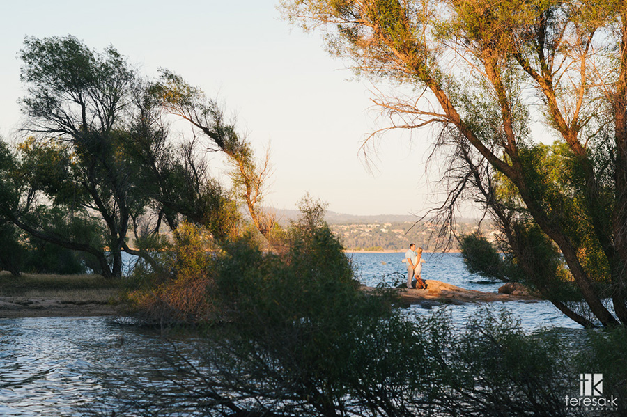 romantic engagement session at folsom lake by Teresa K photography 010