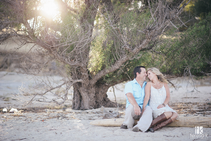 romantic engagement session at folsom lake by Teresa K photography 012