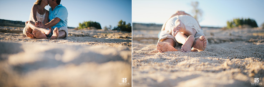romantic engagement session at folsom lake by Teresa K photography 015