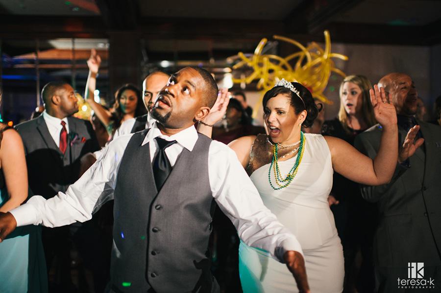 arden hills reception dancing
