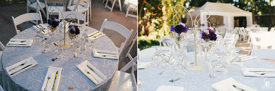 heirloom inn wedding in ione