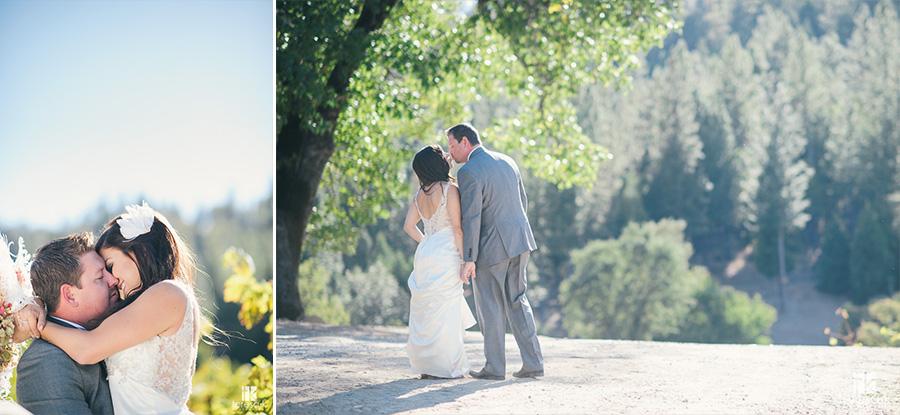 Saluti Cellars Placerville Winery Wedding