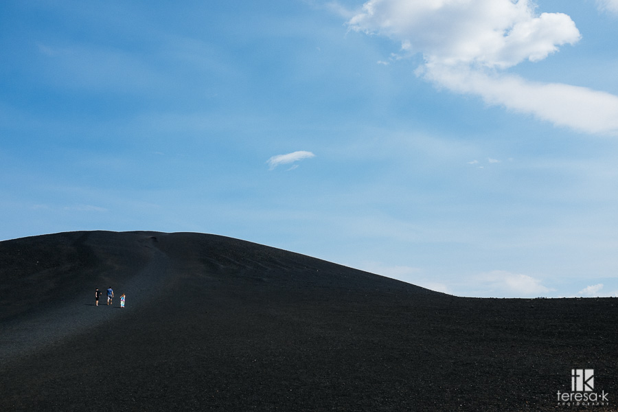 craters of the moon national park in Idaho