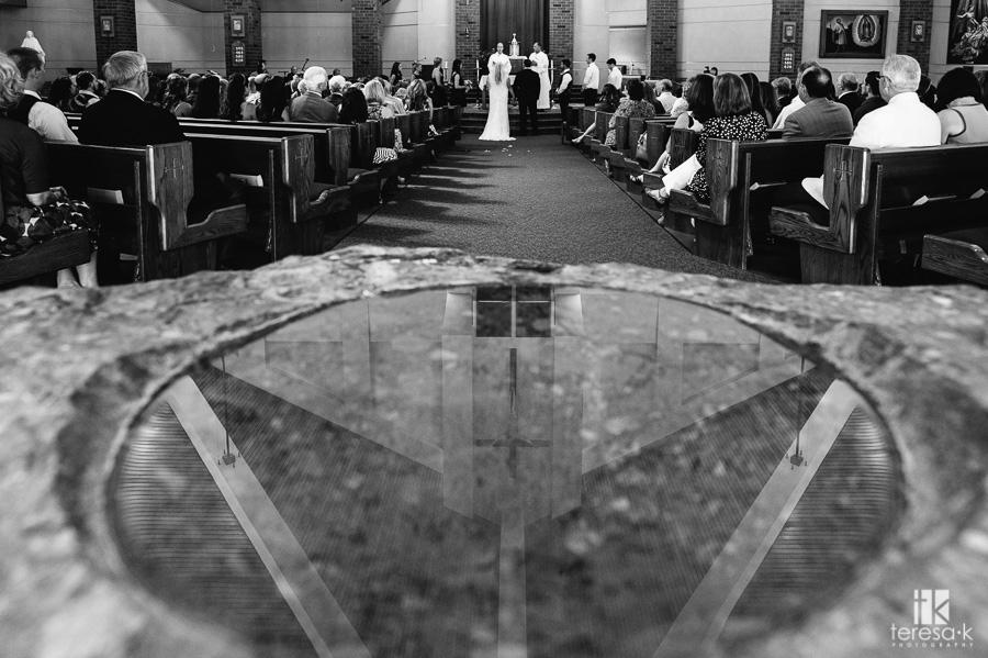 St Teresa of Avila Auburn Wedding-37