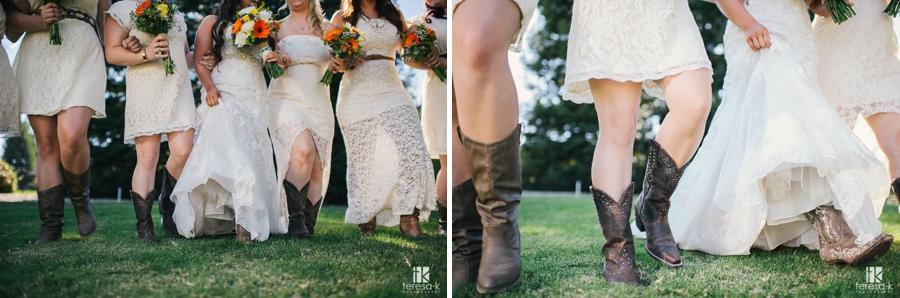 Northern California Cowboy Wedding 17