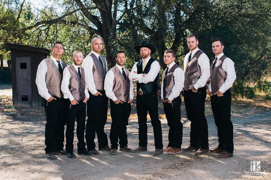 Northern California Cowboy Wedding 26