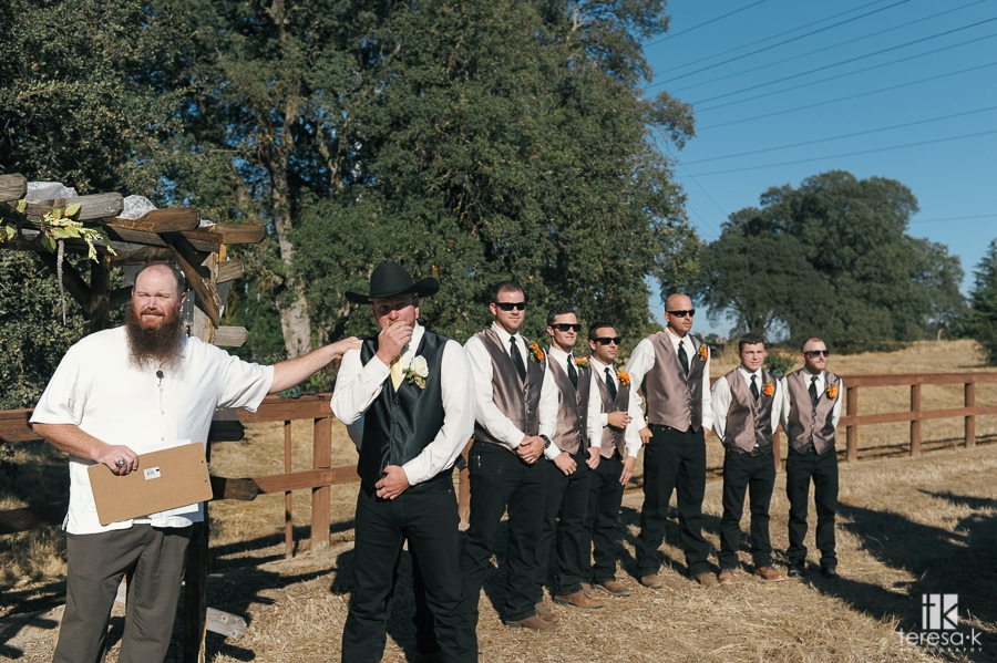 Northern California Cowboy Wedding 30