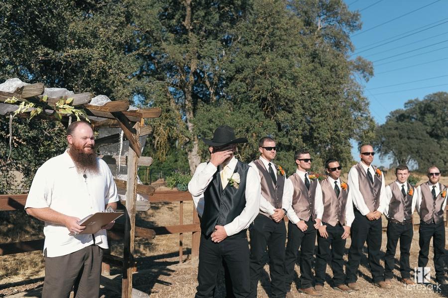 Northern California Cowboy Wedding 32