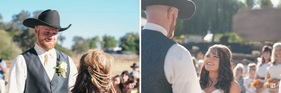 Northern California Cowboy Wedding 33