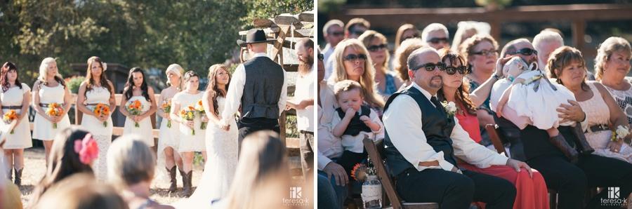 Northern California Cowboy Wedding 34