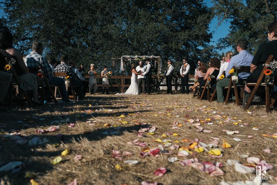 Northern California Cowboy Wedding 35