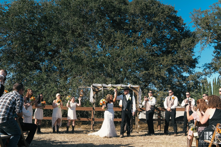 Northern California Cowboy Wedding 37