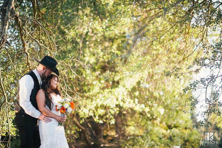 Northern California Cowboy Wedding 41