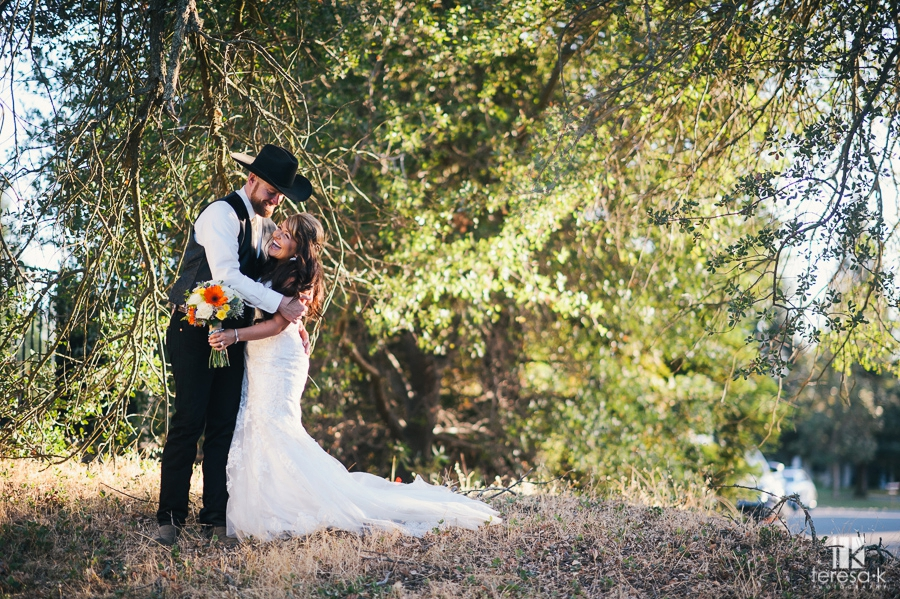 Northern California Cowboy Wedding 42