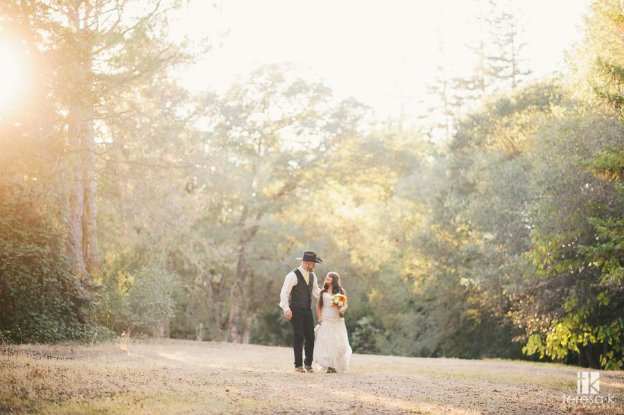 Northern California Cowboy Wedding 44