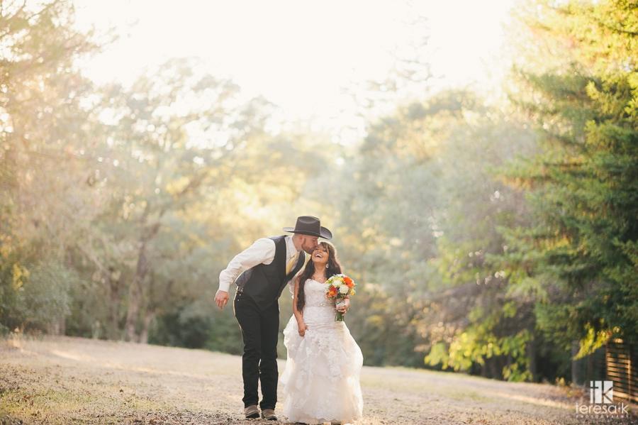 Northern California Cowboy Wedding 46
