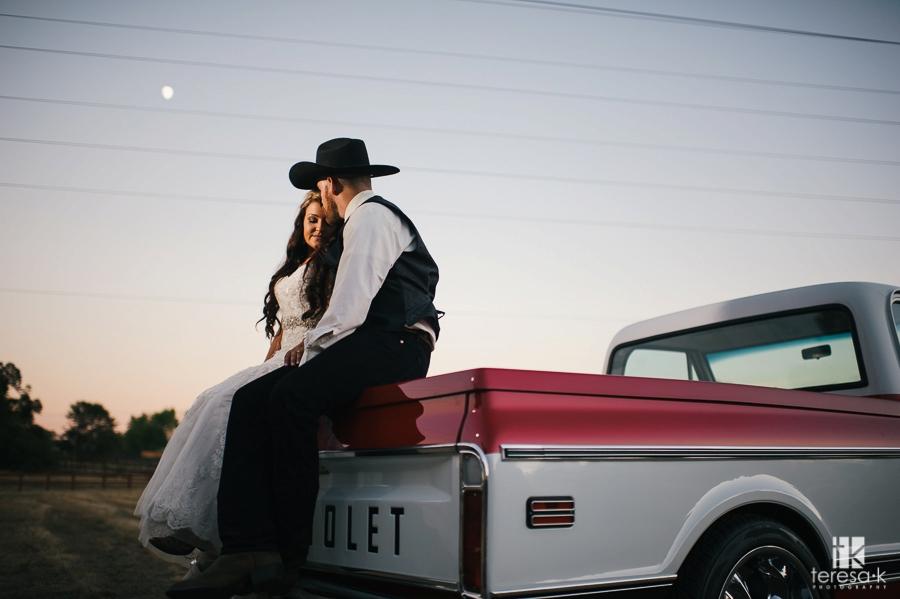Northern California Cowboy Wedding 57