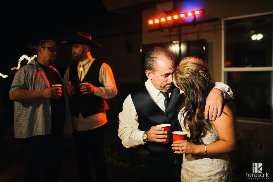 Northern California Cowboy Wedding 61