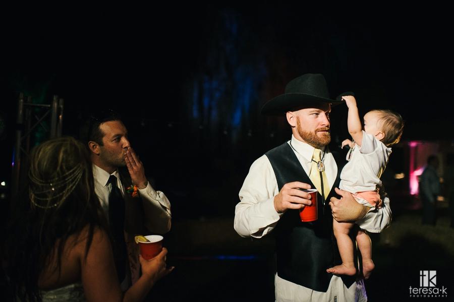 Northern California Cowboy Wedding 62
