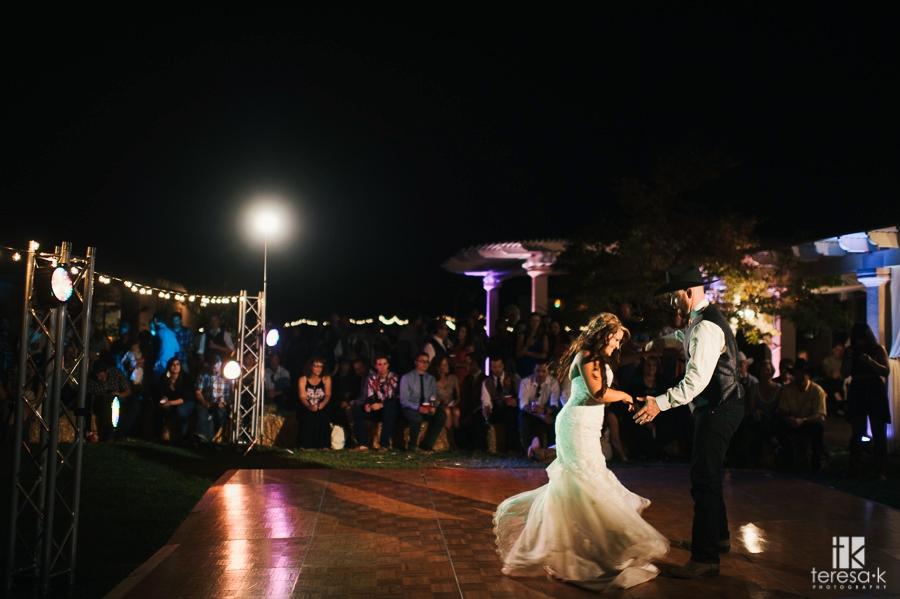 Northern California Cowboy Wedding 72