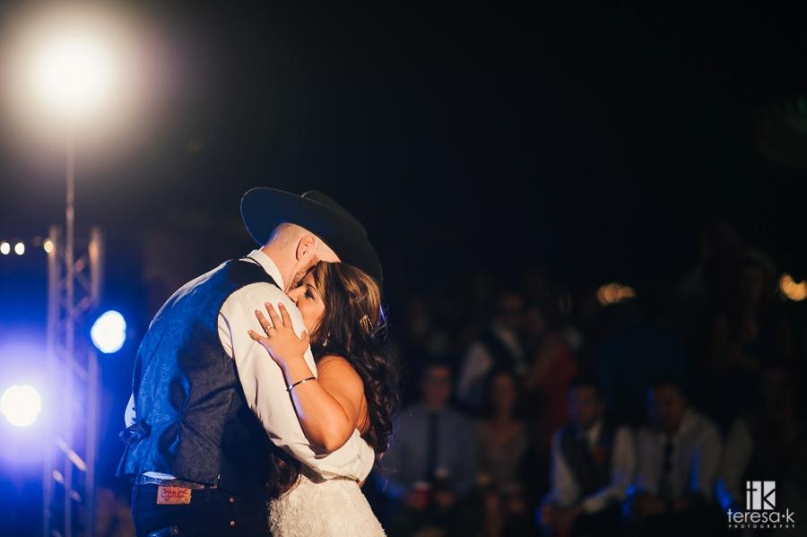 Northern California Cowboy Wedding 74