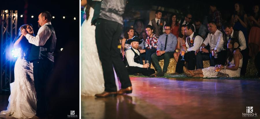 Northern California Cowboy Wedding 77