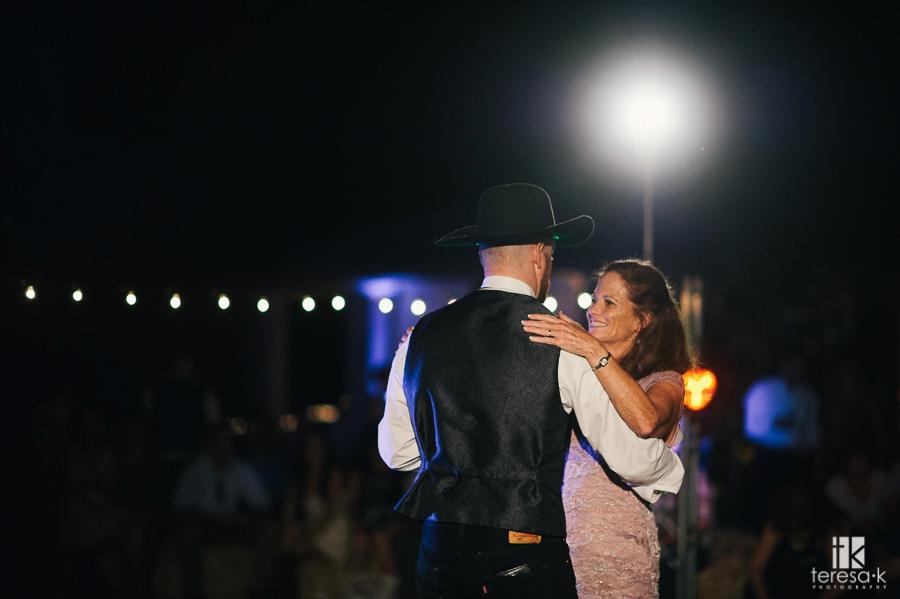 Northern California Cowboy Wedding 79