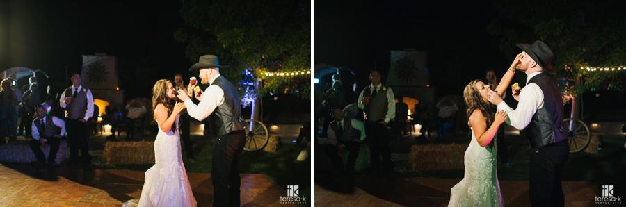 Northern California Cowboy Wedding 81