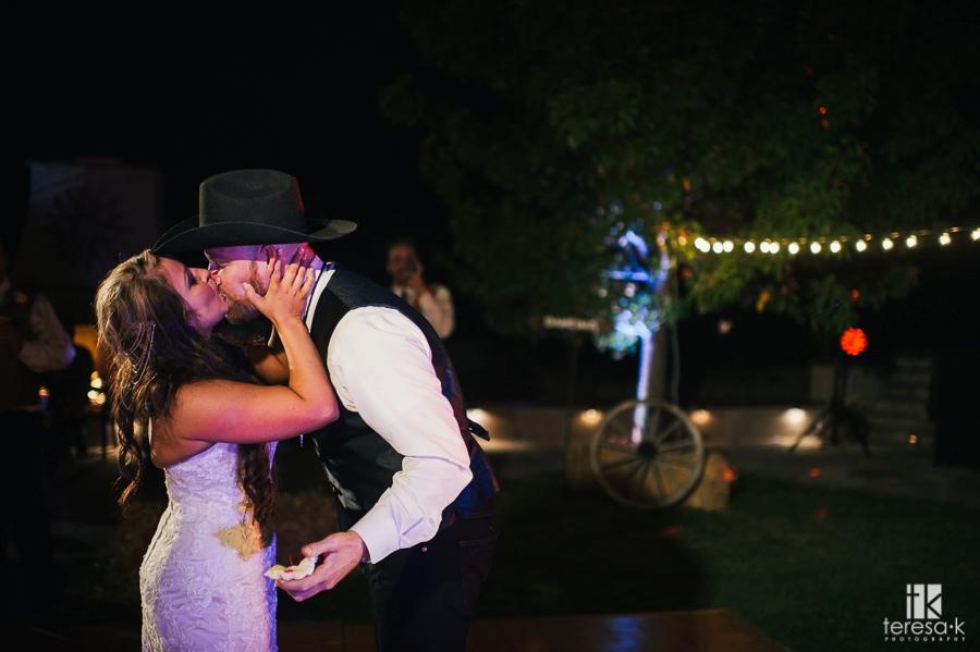 Northern California Cowboy Wedding 83