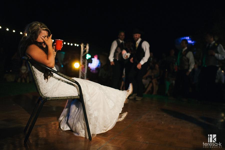 Northern California Cowboy Wedding 87