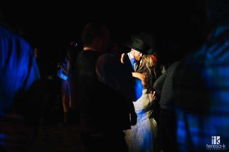 Northern California Cowboy Wedding 92