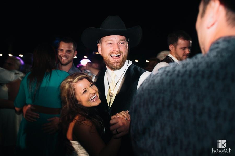 Northern California Cowboy Wedding 93