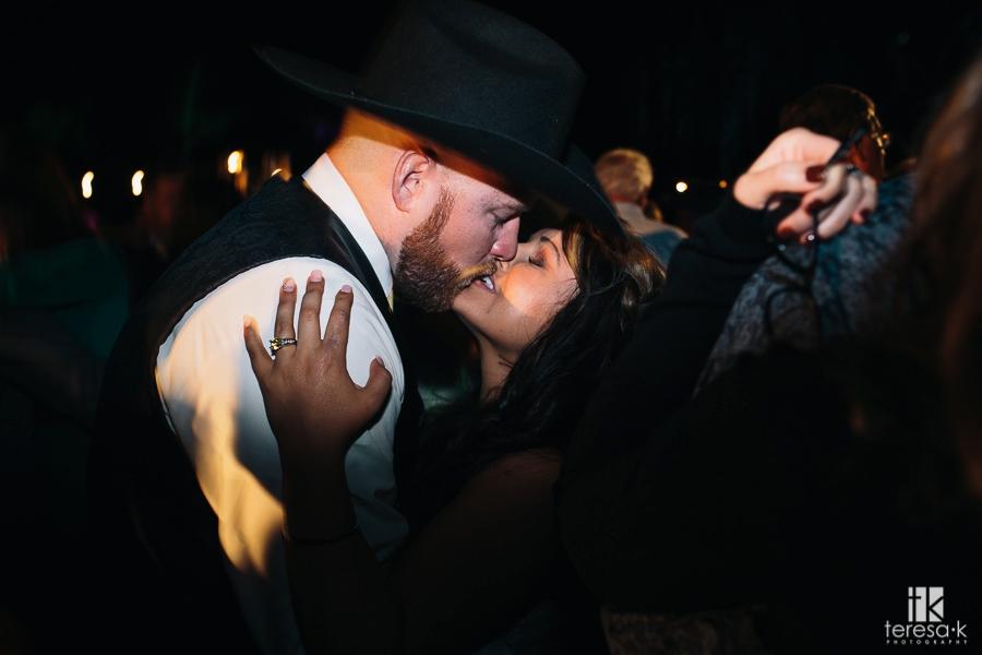 Northern California Cowboy Wedding