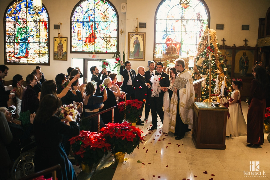 Annunciation Greek Orthodox Church wedding 34