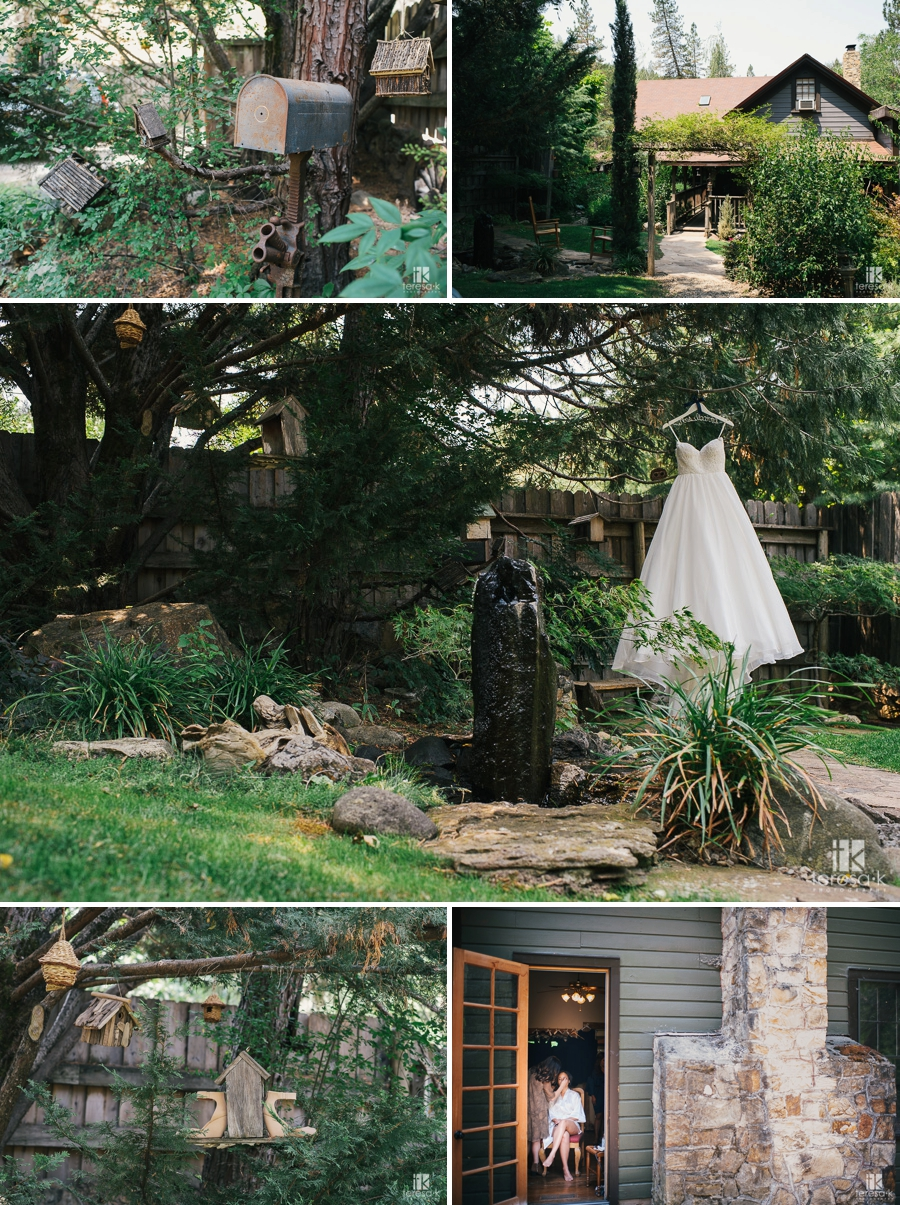 Fausel Ranch Placerville Wedding
