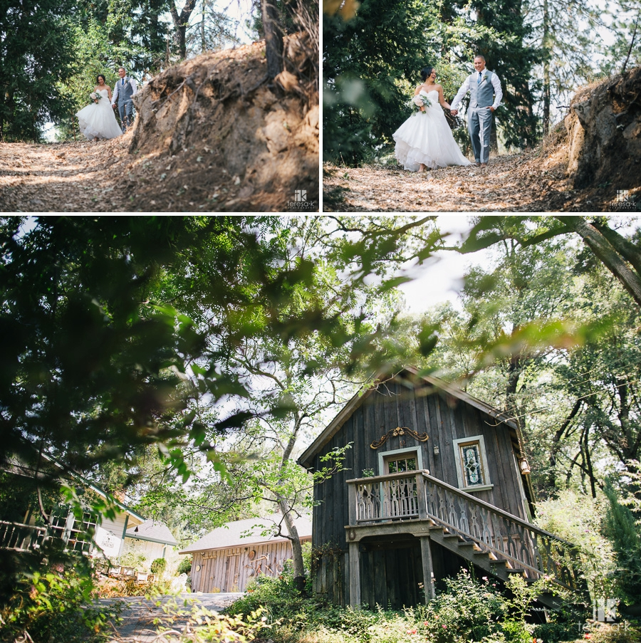Fausel Ranch Placerville Wedding 20