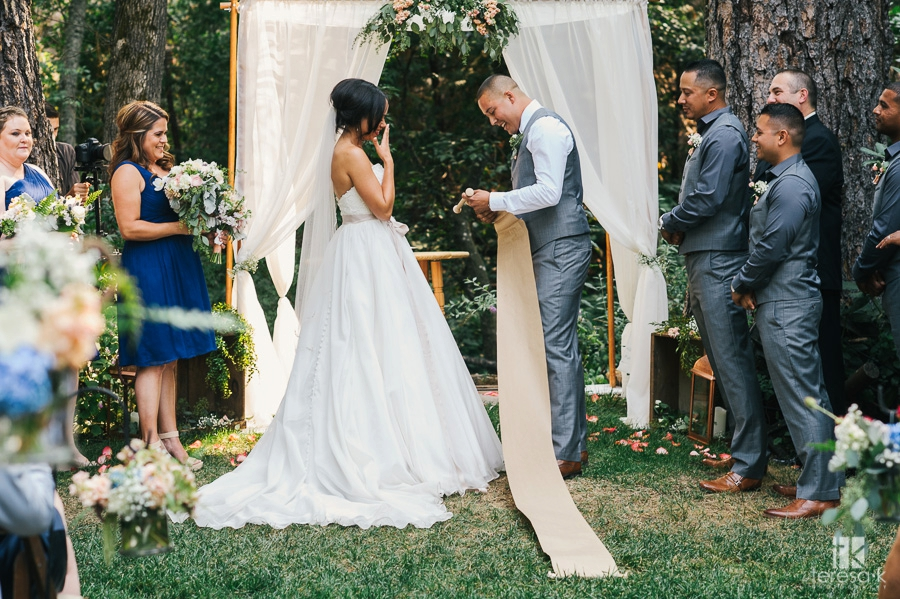Fausel Ranch Placerville Wedding 30