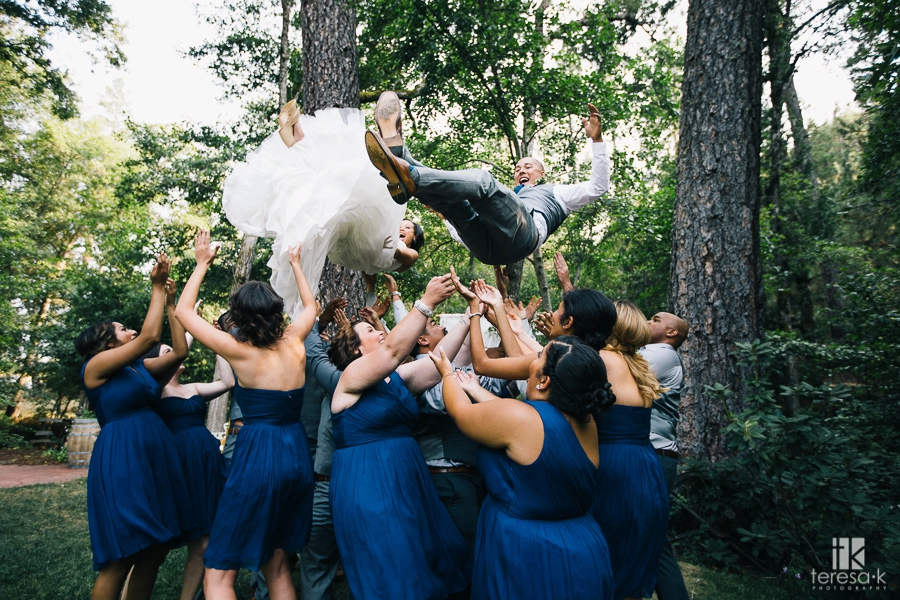 Fausel Ranch Placerville Wedding 43