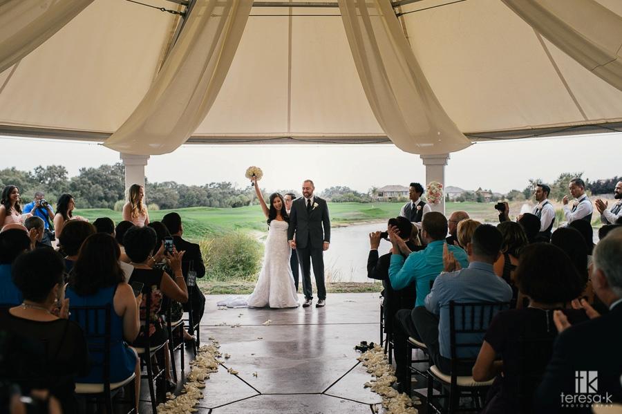 Morgan Creek Golf Club Wedding 40