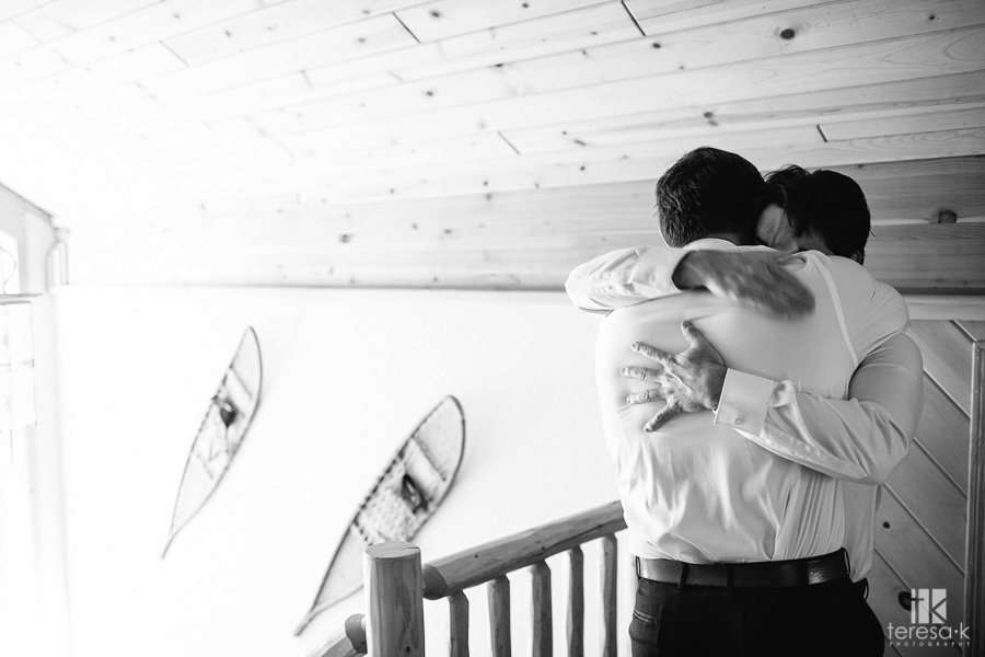 Summer Lodge at Tahoe Donner Truckee Wedding 19