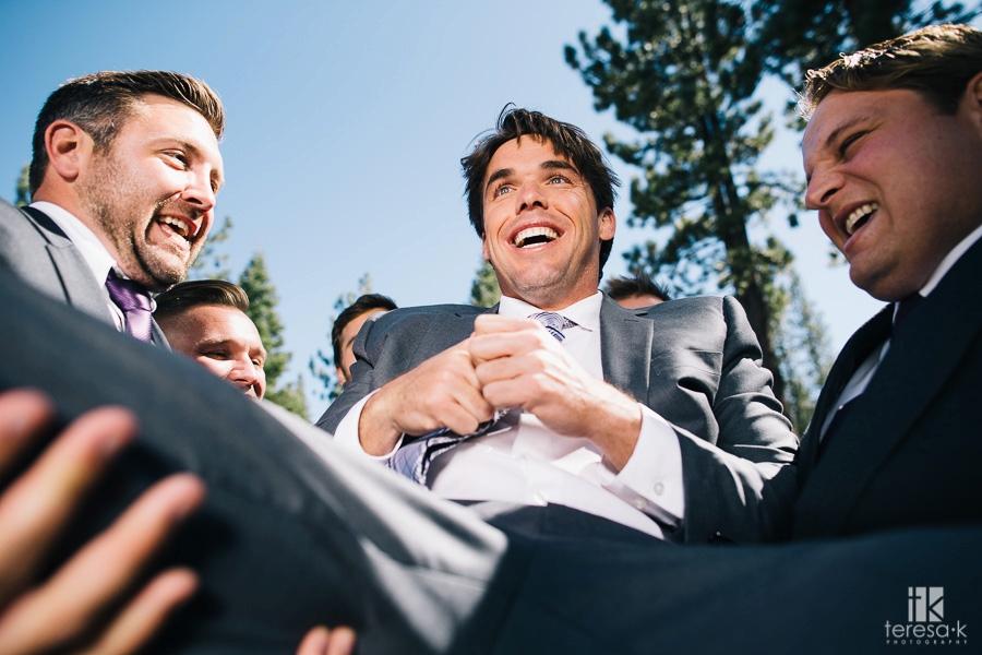 Summer Lodge at Tahoe Donner Truckee Wedding 20