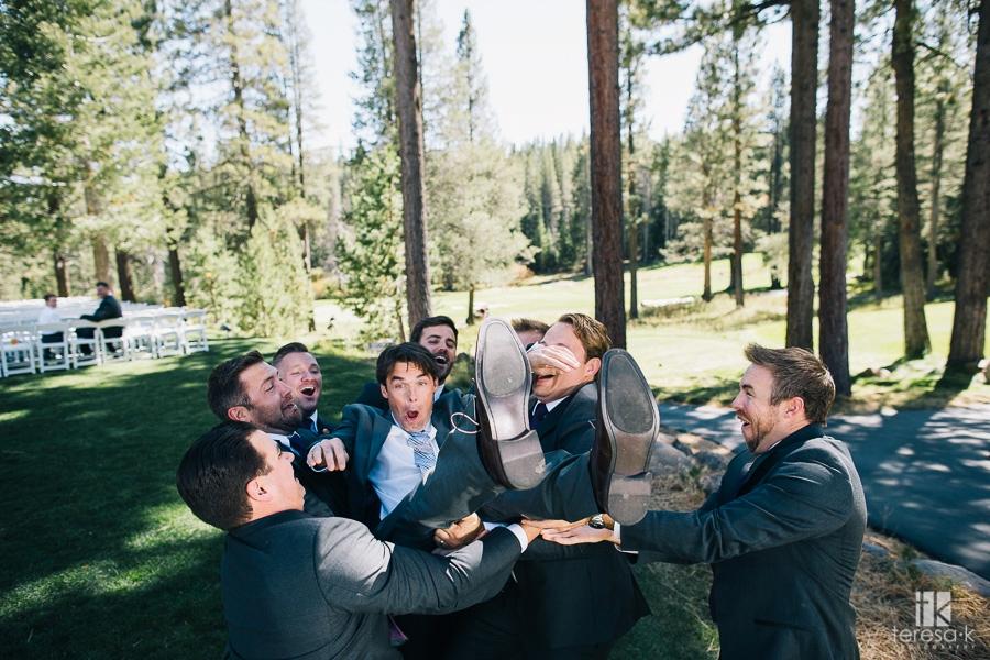 Summer Lodge at Tahoe Donner Truckee Wedding 22