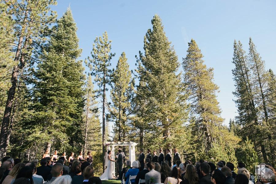 Summer Lodge at Tahoe Donner Truckee Wedding 28