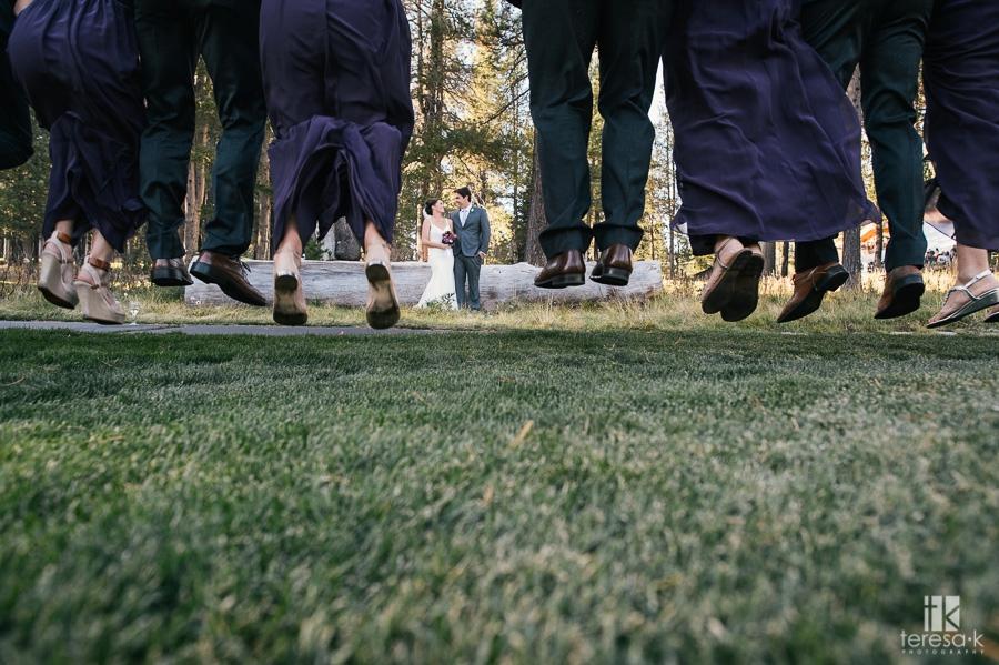 Summer Lodge at Tahoe Donner Truckee Wedding 39