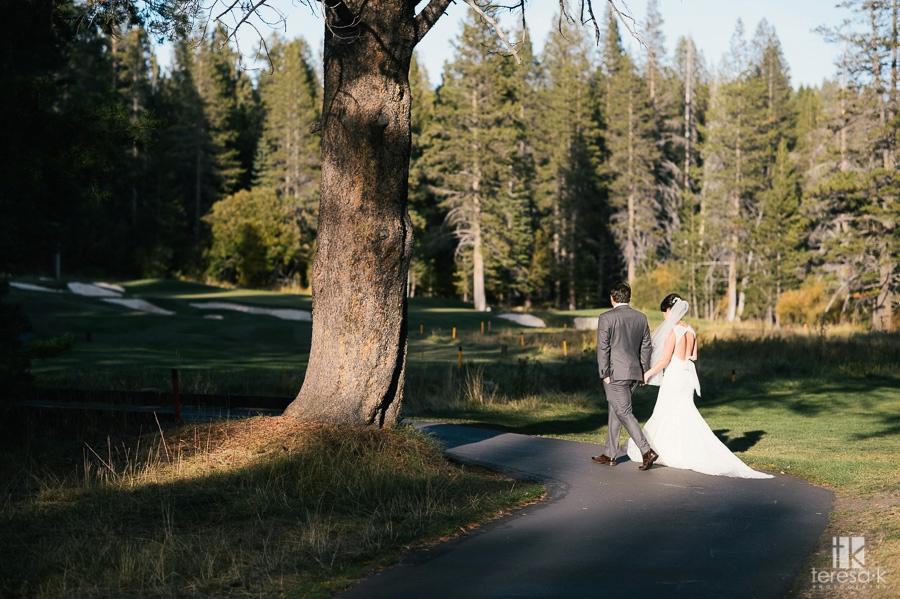 Summer Lodge at Tahoe Donner Truckee Wedding 41