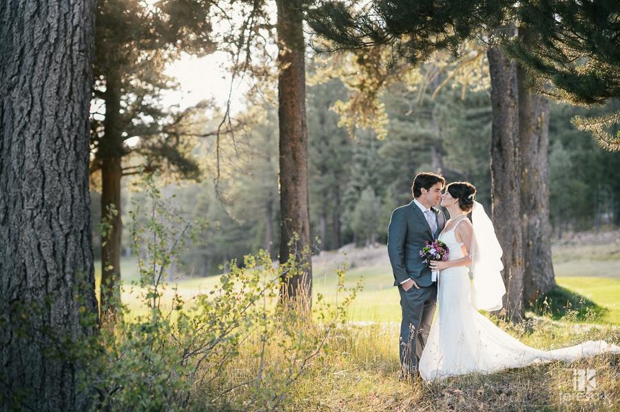Summer Lodge at Tahoe Donner Truckee Wedding 42