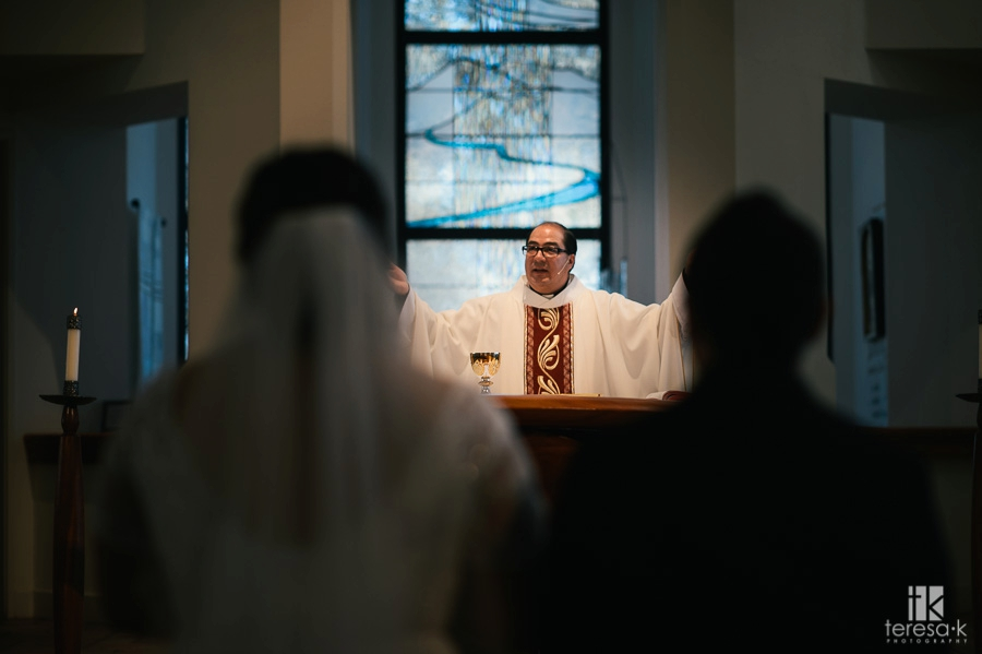 Holy Trinity Church Wedding 17